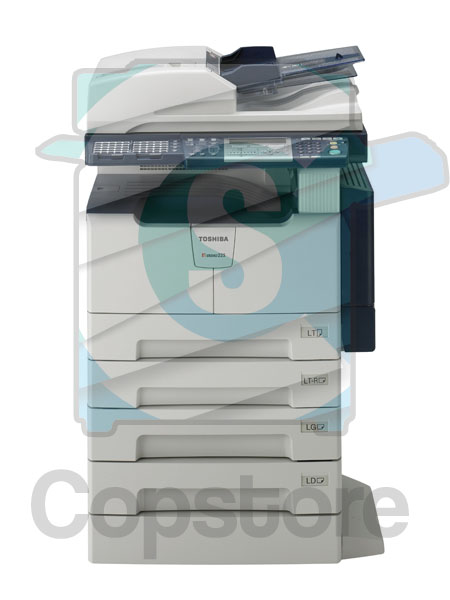 TOSHIBA E225 FEEDER COPIER MACHINE (USED)