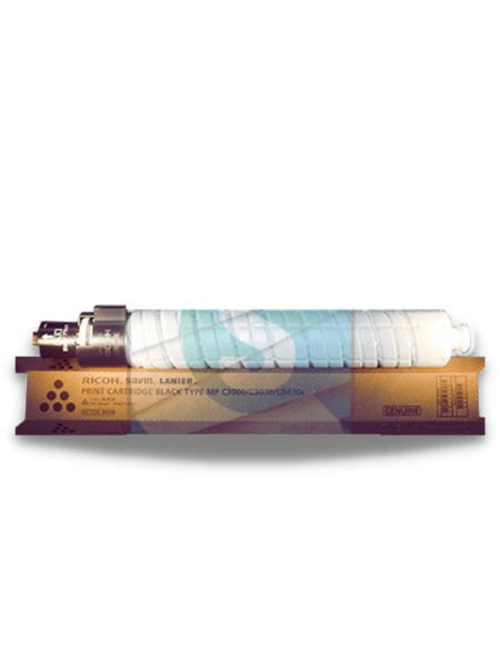 Original Ricoh Black Toner Cartridge MPC2000 MPC2000SPF MPC2500SPF MPC3000 MPC3000SPF