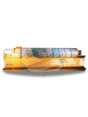 Original Ricoh Cyan Toner Cartridge MPC3500 MPC3500E1 MPC3500SPF MPC4500 MPC4500E1 MPC4500SPF