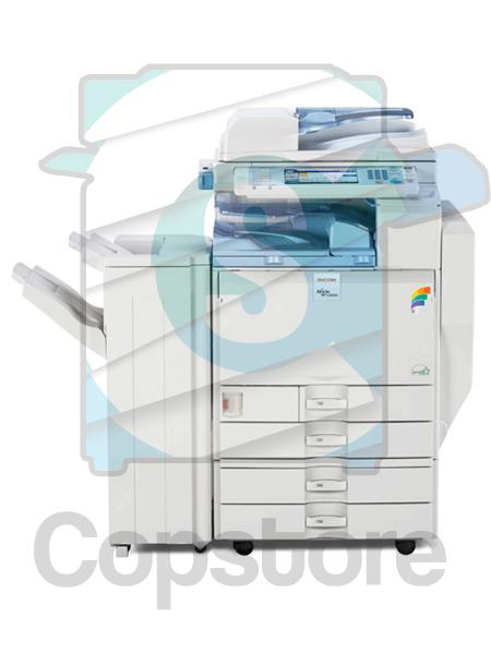 MPC2800 FEEDER DUPLEX PRINTER SCANNER COPIER MACHINE (USED)