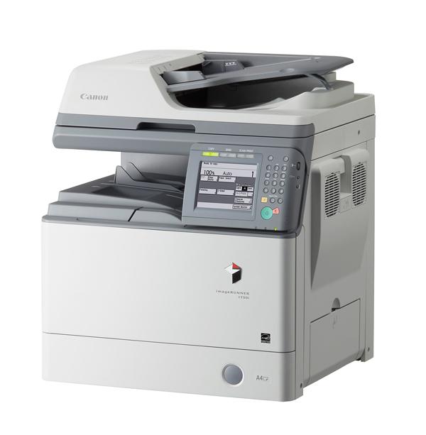 Canon IR1750i Feeder Duplex Printer Scanner Copier Machine