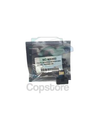 Compatible Sharp Toner Chip MX560AT 40K (ARRIS) MXM364 MXM365 MXM464 MXM465 MXM564 MXM565