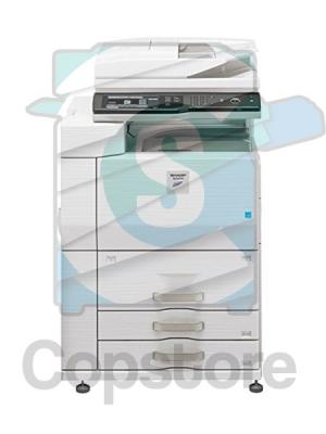 MXM753N Feeder Duplex Copier Machine (USED)