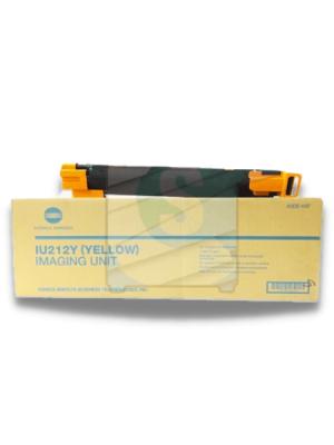 Original Konica Yellow Imaging Unit  BIZHUB C200